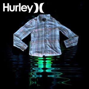 Hurley Longsleeve button down